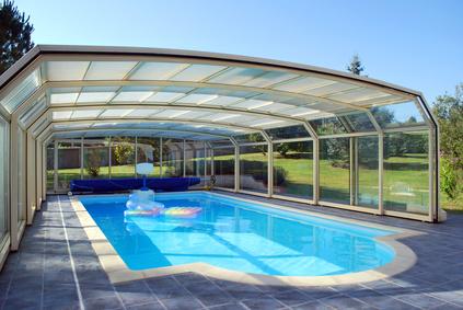 Les abris de piscine amovibles d 39 achat for Achat de piscine