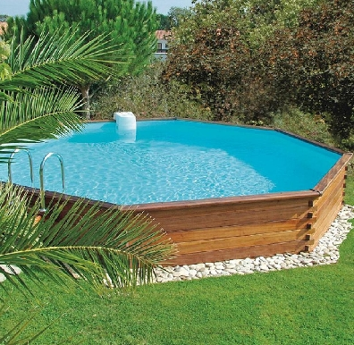 Les piscines hors sol rigides d 39 achat for Achat piscine enterree