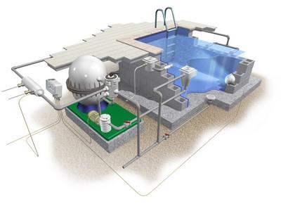 Comment r amorcer votre pompe de piscine for Pompe aspirateur piscine